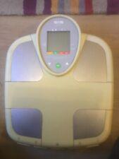 TANITA BF-555 Digital Display Battery Weight % Body Fat Monitor Scale