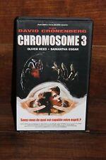VHS - Chromosome 3 - David Cronenberg - Oliver Reed