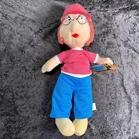 "Family Guy Meg Nanco 14"" Plush Toy Stuffed Doll New w/Tags 2006"