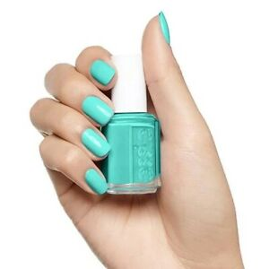New Essie Nail Polish Glossy Shine 720 Turquoise And Caicos, 0.46oz Authentic