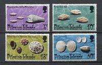 25140) Pitcairn 1974 MNH New Shells 4v