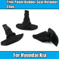 g603 10 x Kia  Lining Panel Plastic Clip /& Wheel Arch black