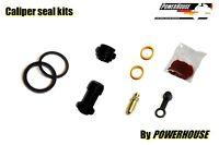Honda RS 125 90-91 rear brake caliper seal repair kit 1990 1991