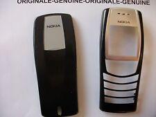 COVER COMPLETA ORIGINALE NOKIA 6610  nero  -da assistenza tecnica