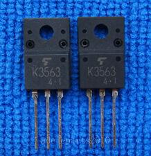 2pcs 2SK3563 K3563 ORIGINAL TOSHIBA Field Effect Transistor