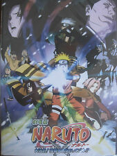 Naruto Import DVD ANIME Movie and TV Special