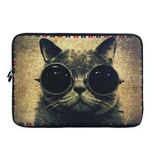 """10"""" Cat Tablet Sleeve Bag Case Soft Cover For Microsoft Surface 3 10.8"""" Tablet"""