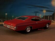 1968 68 CHEVY IMPALA SS 1/64 SCALE COLLECTIBLE DIECAST MODEL DISPLAY OR DIORAMA