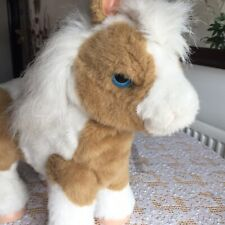 FURREAL FRIENDS BABY BUTTERSCOTCH ELECTRONIC INTERACTIVE PONY With Instructions