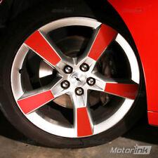 "2010 2013 Chevy Camaro SS stock 20"" Wheel Rim Decals Inserts Blackout Stripes"