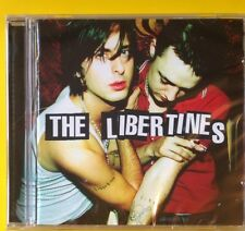 The Libertines Self-Titled CD NEW SEALED 2004 Pete Doherty Can't Stand Me Now+