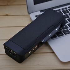 Portable Touch Mini Bluetooth Speaker & 4000mAh Power Bank FM Radio TF Card Slot