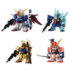 Bandai SD Gundam Senshi Forte 05 Gashapon Set (Set of 4) In Stock