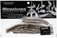 XLAYER Shad 4 ? 1/2 inch Megabass From Stylish anglers