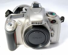 Nikon N55 Corpo Della Fotocamera Funziona solo in Focus Manuale Modalità