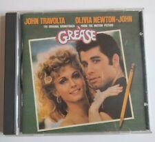 GREASE / The Original Soundtrack / CD (1991) John Travolta & Olivia Newton-John