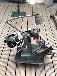 Clarkson Tool & Cutter Grinder Grinding Machine Lathe