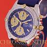 Breitling Chronomat Stahl/Gold Ref. B13350 Box & Papiere 2004
