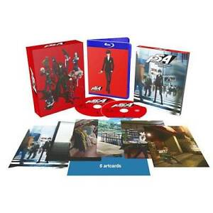 Persona5 The Animation - Part 1 - Collector's Edition (Blu-Ray) Anime #P2260