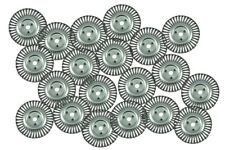 """Case of 100 8"""" Wire Wheel Brush Asphalt Crack Clean Fits Billy Goat Free Air Shi"""