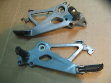 Platines cales pieds équipées pour Honda 650 SLR - RD09A