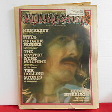 George Harrison ROLLING STONE Magazine Issue #176 The Beatles December 19 1974!!