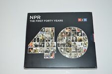 NPR: The First Forty Years [Box] by Various Artists (CD, 4 Discs, Highbridge)