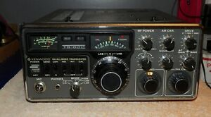 Kenwood TS-600 HF Transceiver HAM Radio