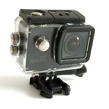 GENUINE SJ4000 Wifi Black Full HD Action Camera - Sold from Australia