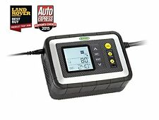 Ring RSC612 12A Smart Battery Charger, 12V Vehicles to 5.0L, All Battery