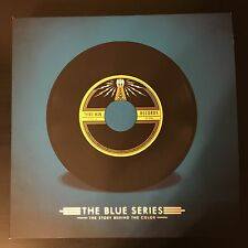 "The Blue Series: Story Behind the Color 7"" Book TMR RSD Third Man Records"