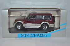 Minichamps 1:43 Mitsubishi Pajero V6-3000  mint in box