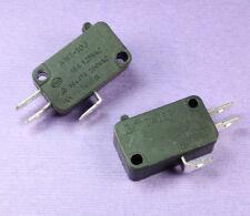 2pcs Miniature Snap Action Switch, KW1-103, 15Amps 125VAC, SPDT