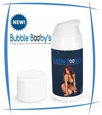 """Bubble Booby's """"Breast Training"""" Lift, Plump, Firm & Enhance Cream Get Thick"""