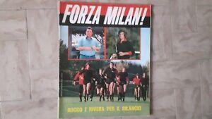 rivista sportiva FORZA MILAN! Novembre 1975 n.11