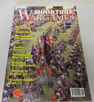 Miniature Wargames Number 188 January 1999 oop SC