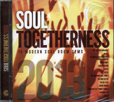 "SOUL TOGETHERNESS 2013  ""15 MODERN SOUL ROOM GEMS""  CD"