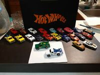 1974 HOT WHEELS LARRY'S 24HR TOW. N/P LOT MIX OF 2. RARE! LOOK!