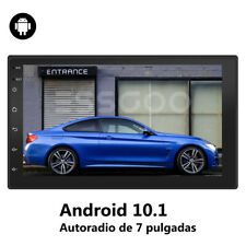 "7"" Android Autoradio Radio de Coche 2 DIN Bluetooth GPS MP5 WiFi Quad Core USB"