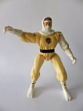FIGURINE POWER RANGERS  ninja blanc 13 cm Bandai 1995 artciulé
