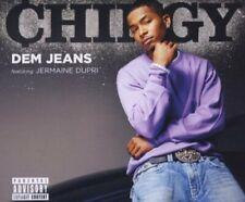 Chingy Dem jeans (2006, feat. Jermaine Dupri)  [Maxi-CD]