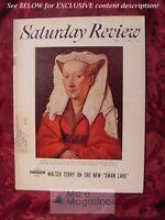 Saturday Review May 27 1967 JAN HOLCMAN ROBERT BREUER JOHN F. WHARTON