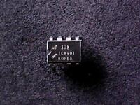 UA308TC - Fairchild Op Amp (DIP-8) GENUINE