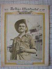The War Illustrated #219 (HMS Barham, Walcheren, Biggin Hill, Java, Trandum, V2)