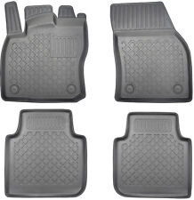 Laderaumwannen Auto-Anbau- & -Zubehörteile 2 pezzi Tappetino bagagliaio per VW Tiguan 2 allspace 7-posti BJ 2017