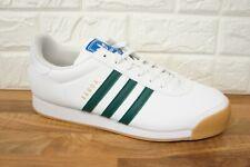 Adidas Originals Samoa Blanco Verde Zapatillas para hombre Talla 12 Reino Unido a estrenar en caja BNWB