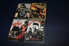 Sons of Anarchy Seasons 1-4 DVD