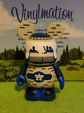 "Disney Vinylmation 3"" Park Set 14 People Mover Tomorrowland Non Variant"