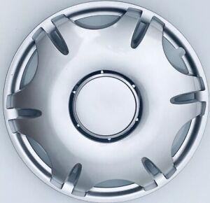 "New 16""Deep Dish Wheel Cover/Hubcaps Fits-MERCEDES VITO VANEO (X4)"