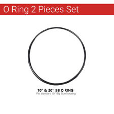 "2 Pcs Max Water O ring for BB Filter Housings Size 10"" & 20""x4.5"" Single Oring"